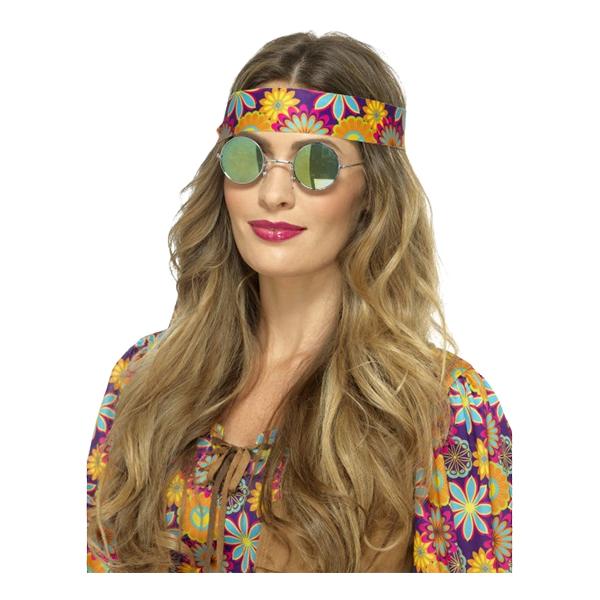 60-tals Solglasögon med Spegelglas