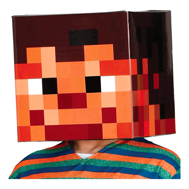 8-bitars Mask Kille - One size