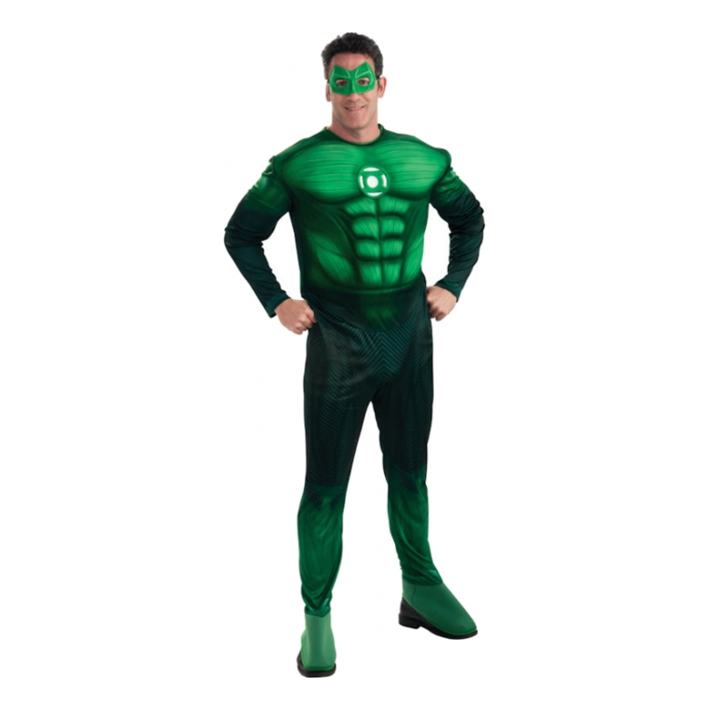 Green Lantern Maskeraddräkt - Medium