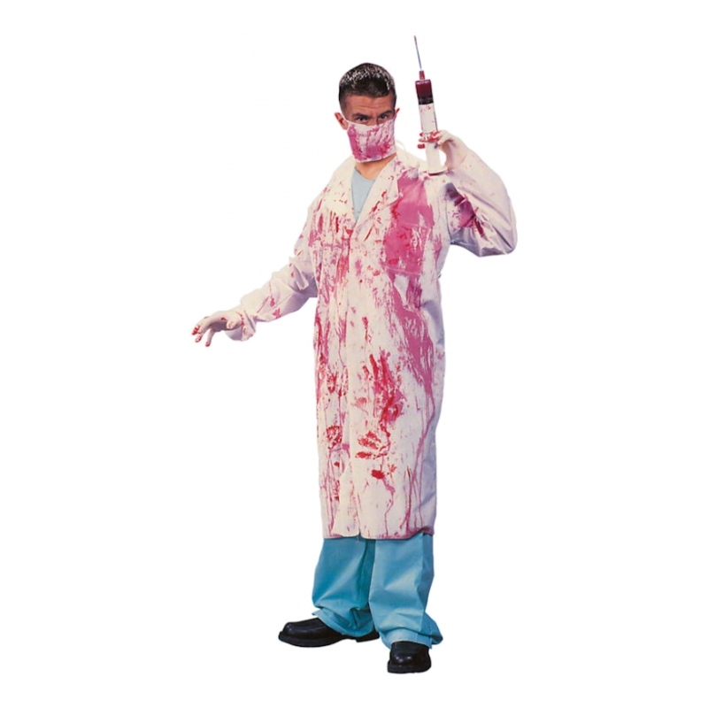 Dr Kill Joy Maskeraddräkt - One size