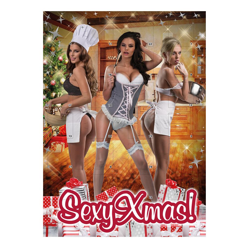 Adventskalender Sexy Xmas - Bakery woman