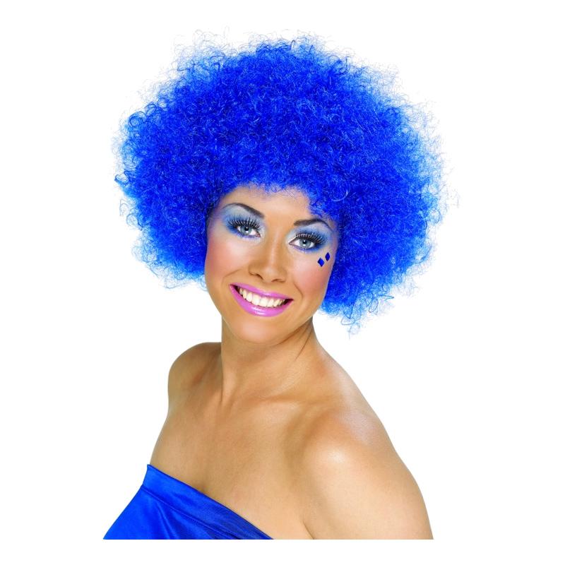 Afroperuk Blå