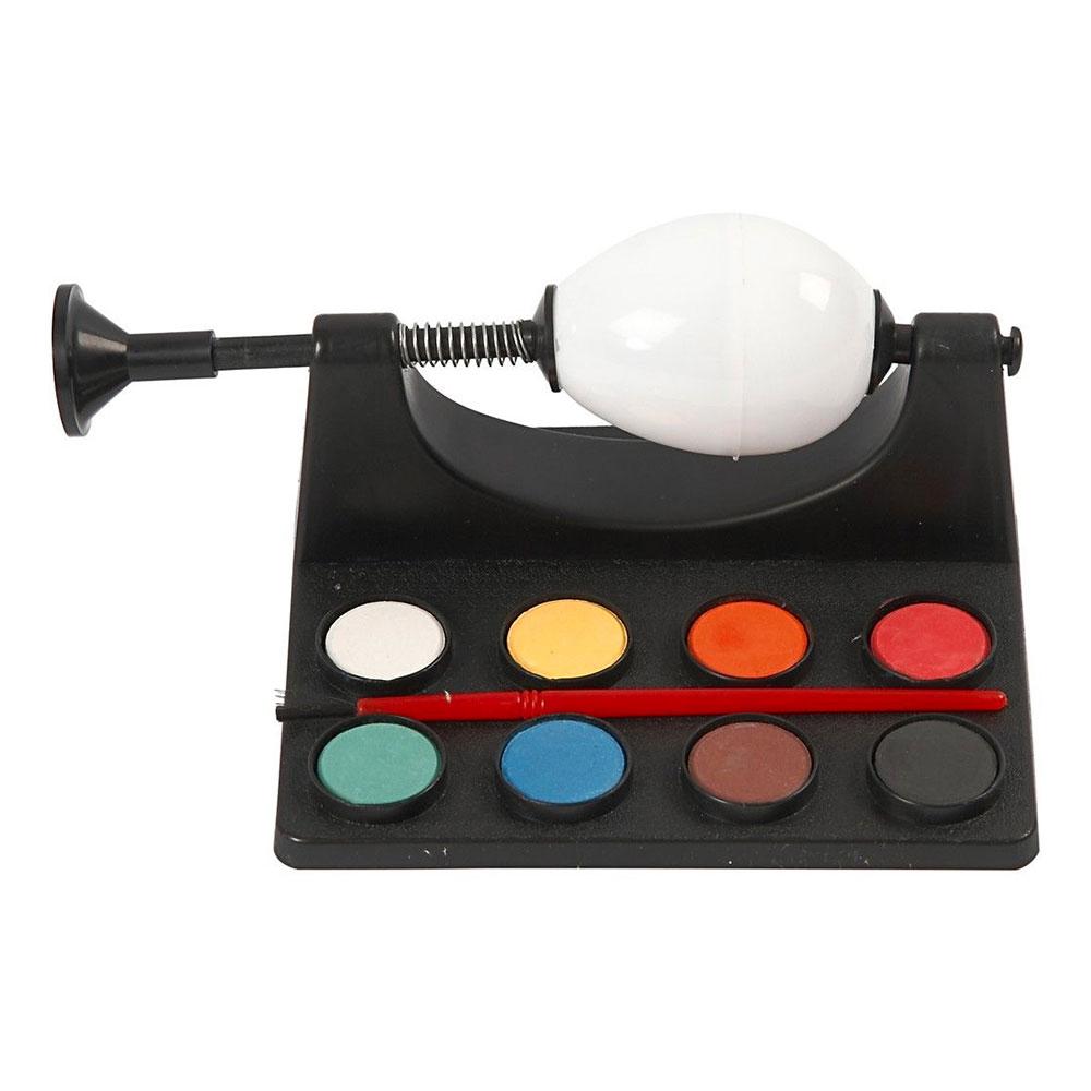 Äggmålare Set