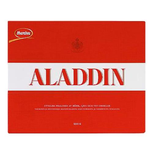 Aladdin Ask