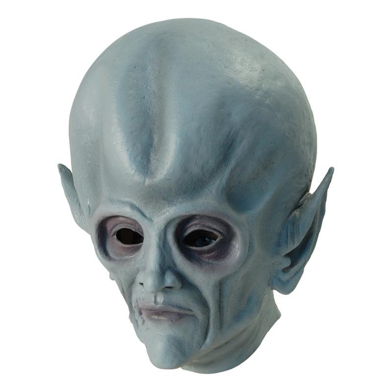 Alienmask i Gummi - One size