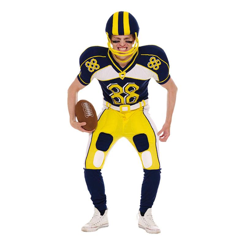Amerikansk Fotbollskille Maskeraddräkt - Standard