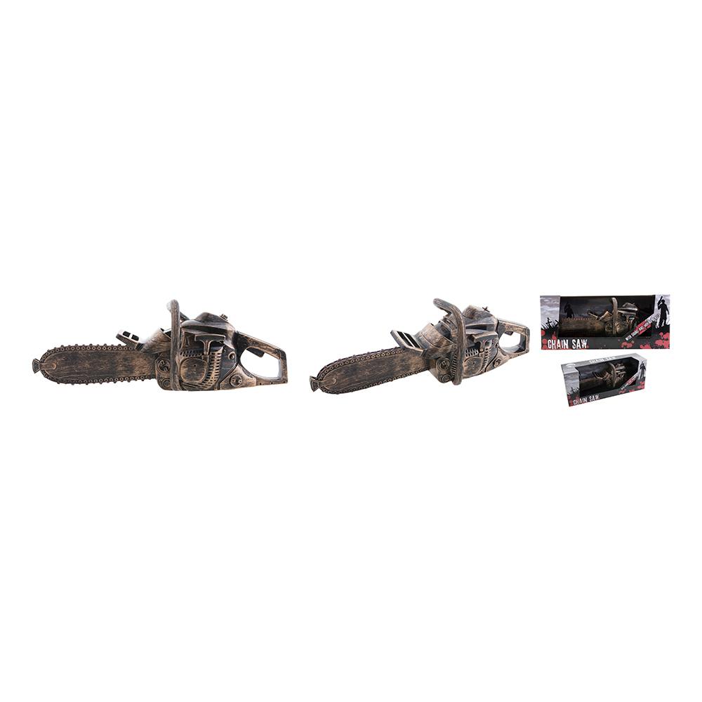 Animerad Motorsåg med Ljud - 40 cm
