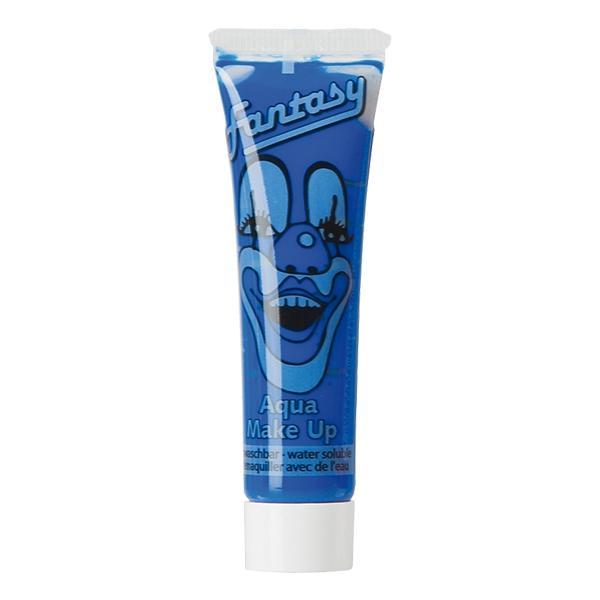 Ansiktsfärg på Tub - Blå