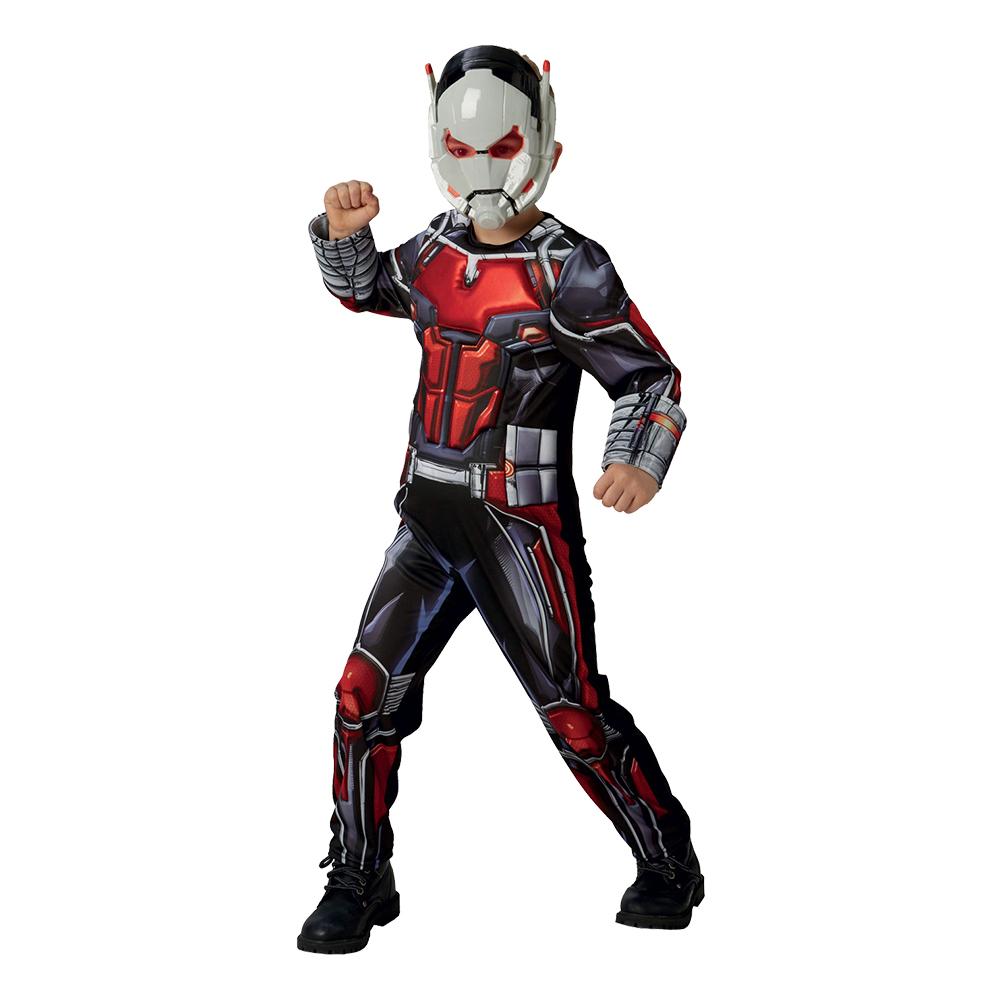 Ant-Man Deluxe Barn Maskeraddräkt - Medium
