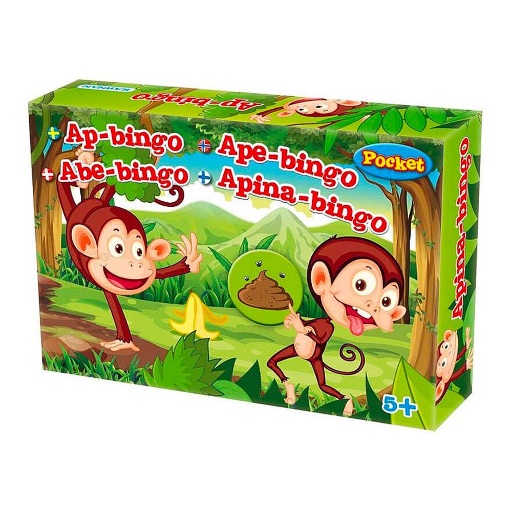Ap-Bingo Pocket Barnspel