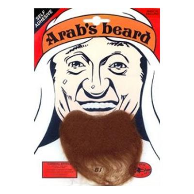 Arabskägg - Brun
