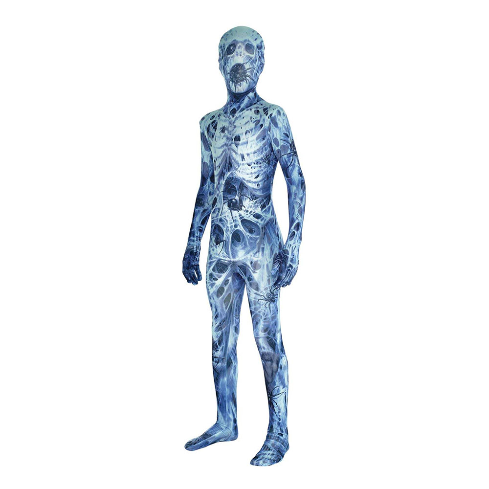 Arachnomania Barn Morphsuit - Small