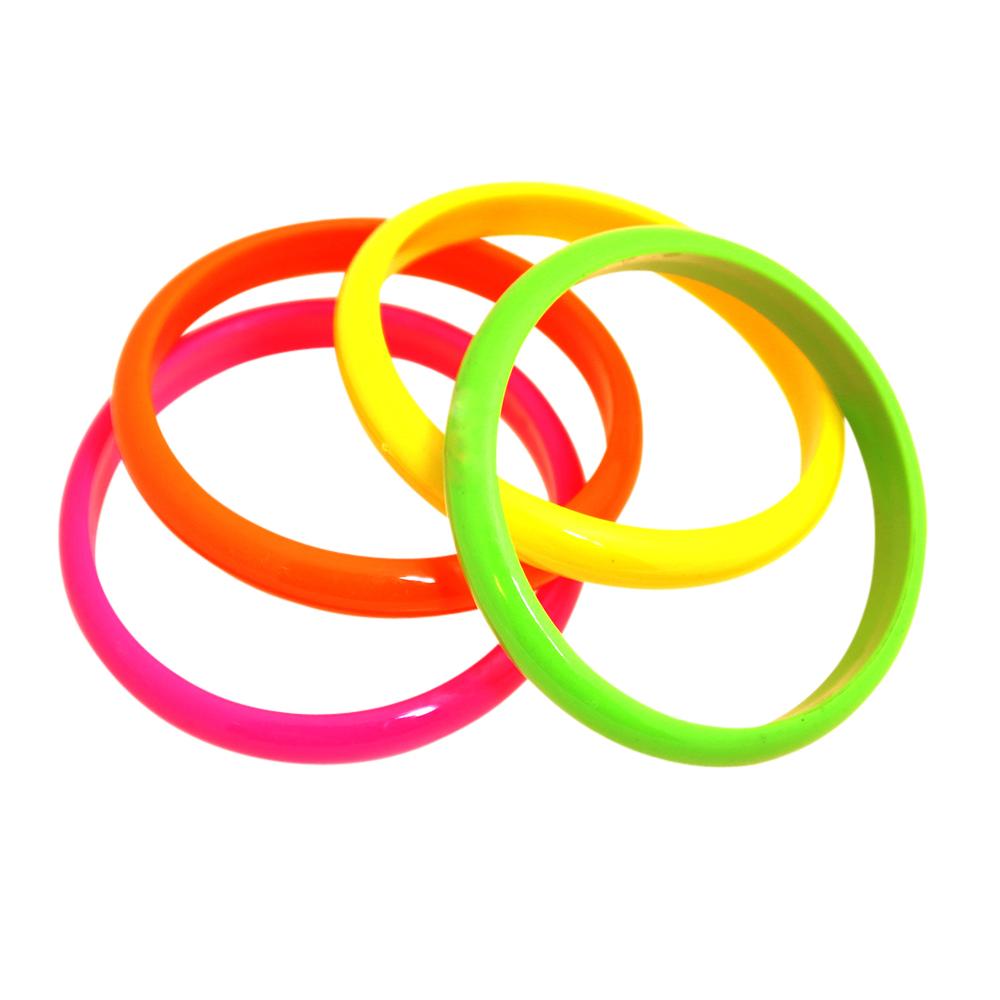 Armband UV Neon - 4-pack