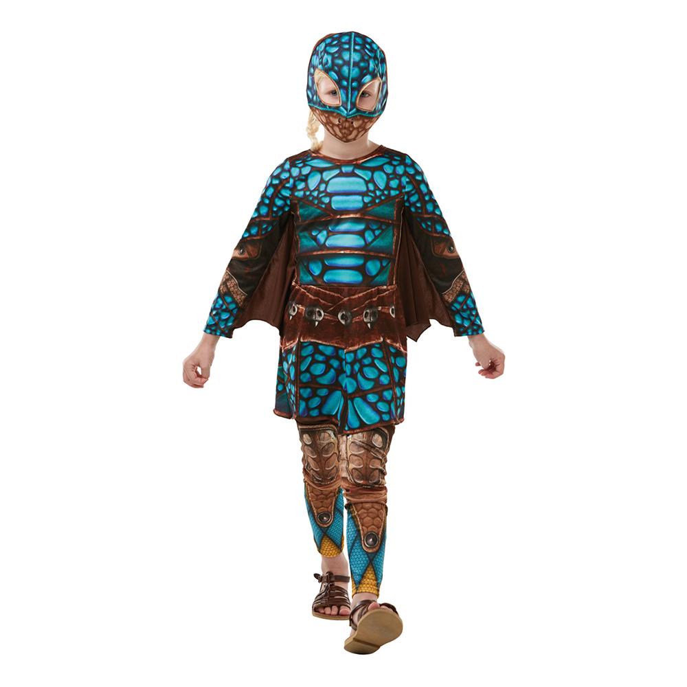 Astrid Battlesuit Barn Maskeraddräkt - Small