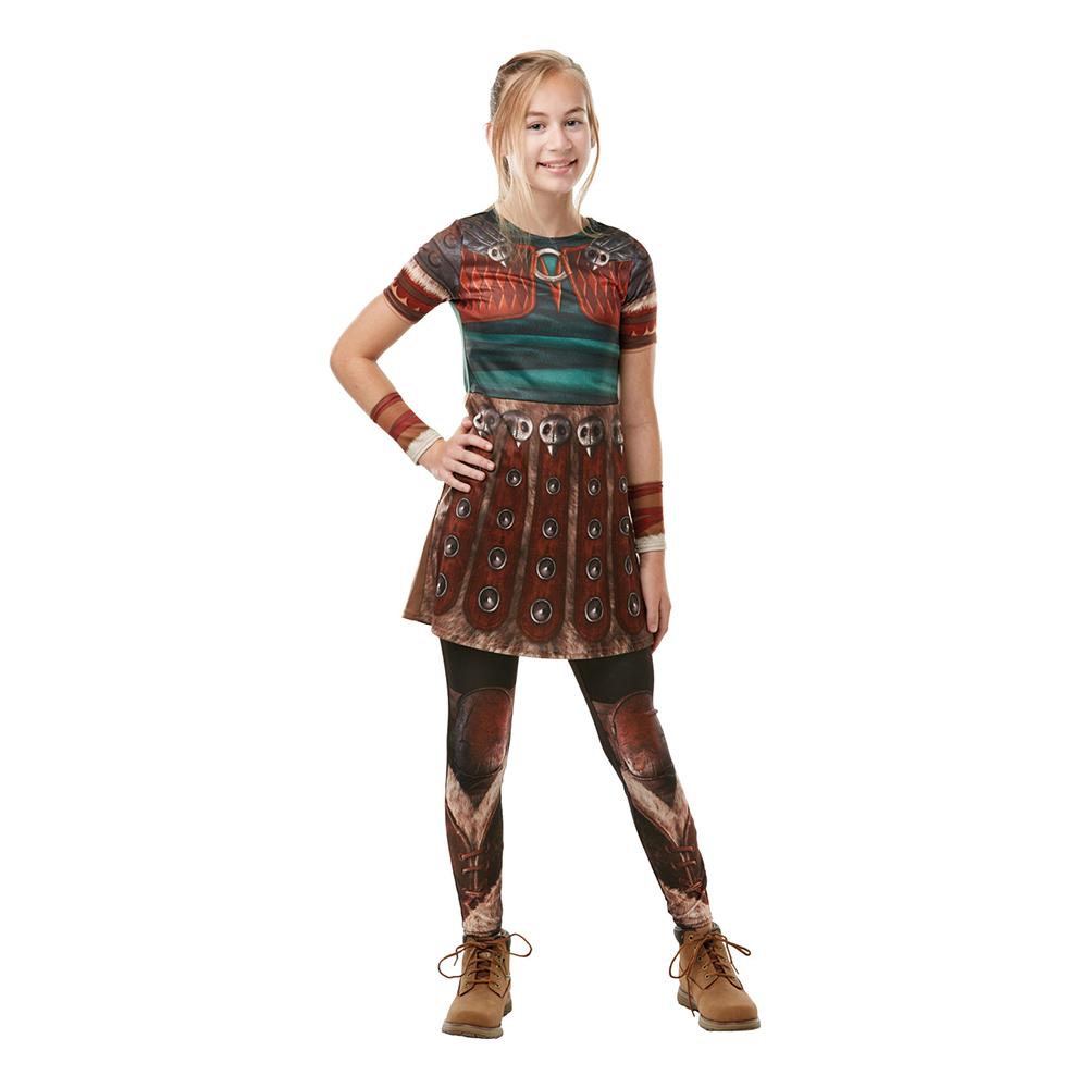 Astrid Teen Maskeraddräkt - One size