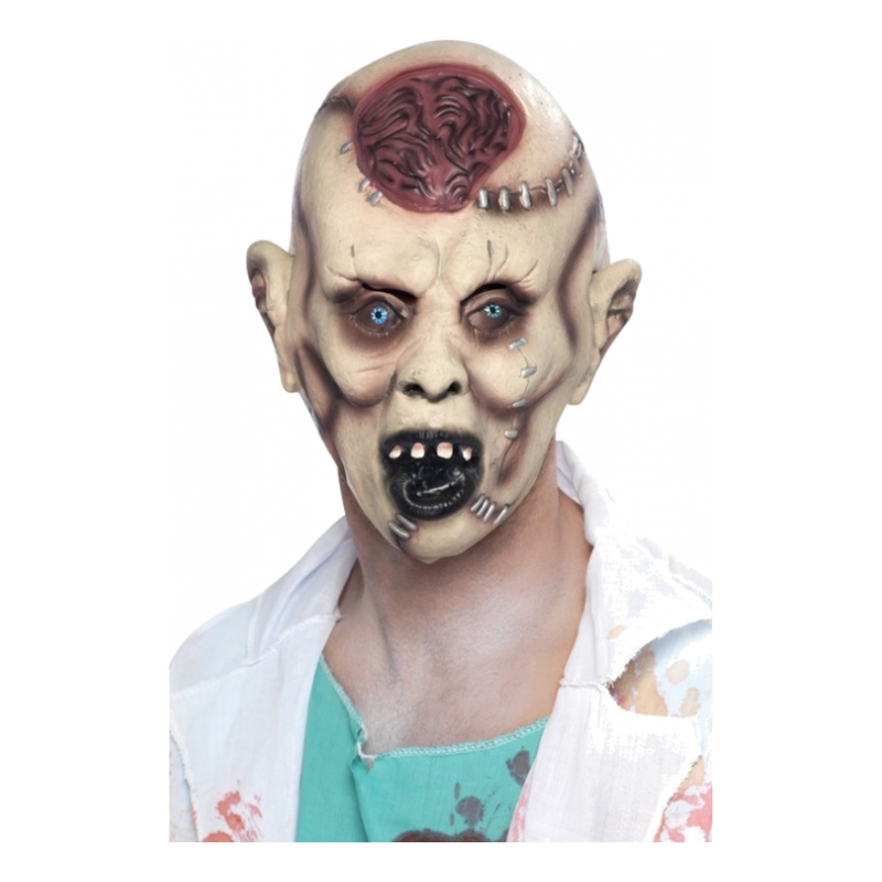 Obducerad Zombie Mask - One size