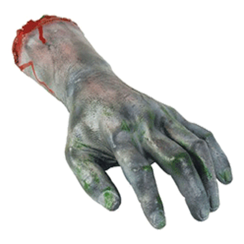 Avhuggen Zombiehand