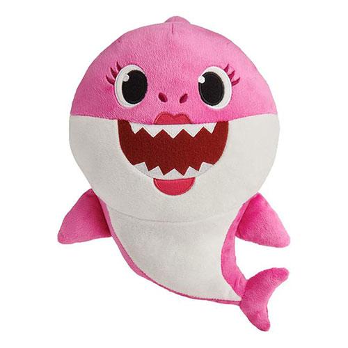 Baby Shark Gosedjur - Rosa