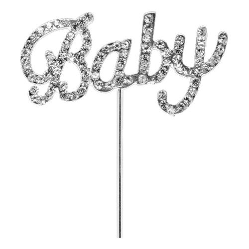 Baby Tårtdekoration Diamant