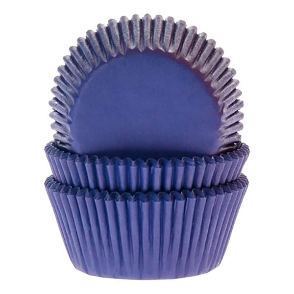 Muffinsformar Lila - 50-pack