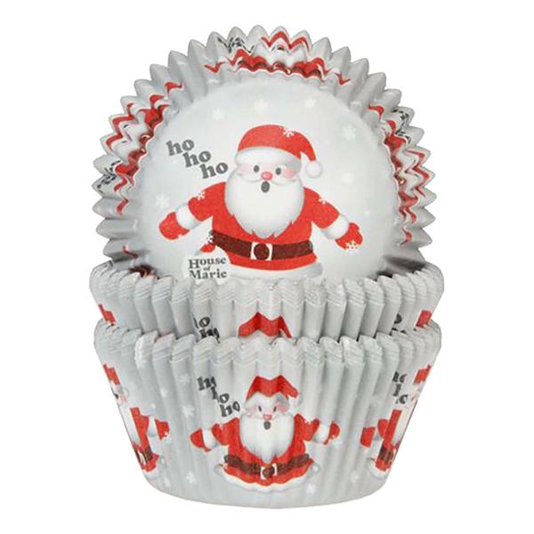 Muffinsformar Tomte Ho Ho Ho - 50-pack