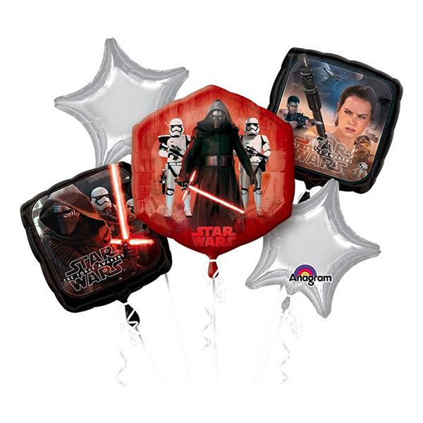 Ballongbukett Star Wars The Force Awakens
