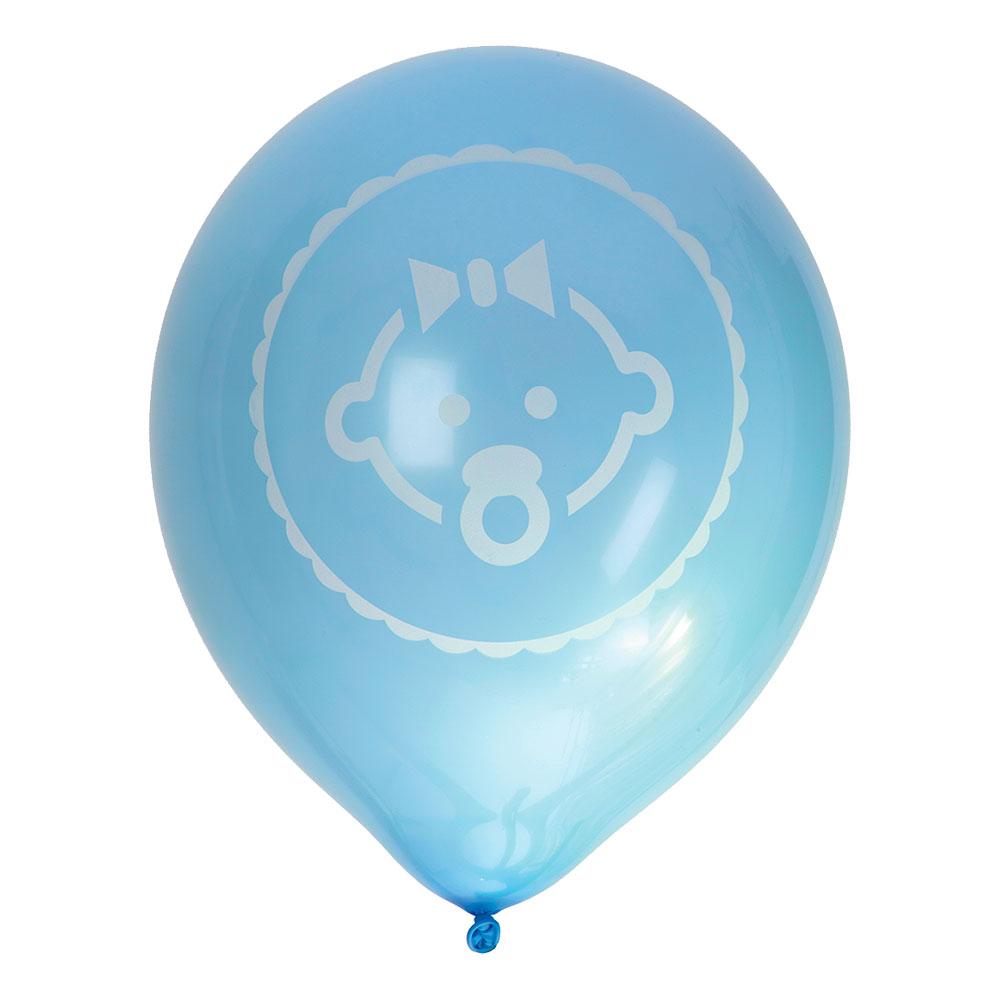 Ballonger Baby Boy - 8-pack