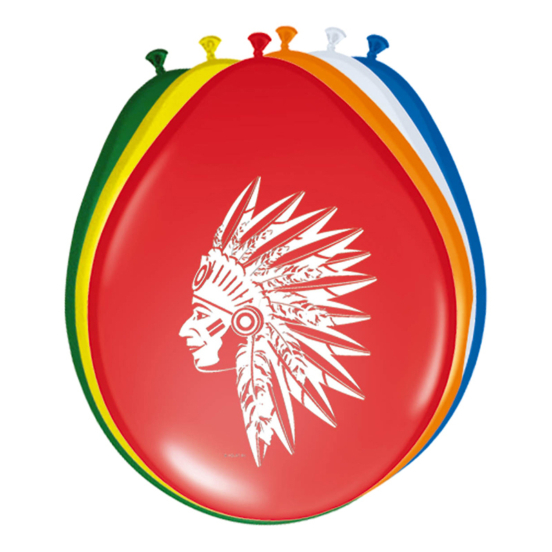 Ballonger Indianer - 6-pack