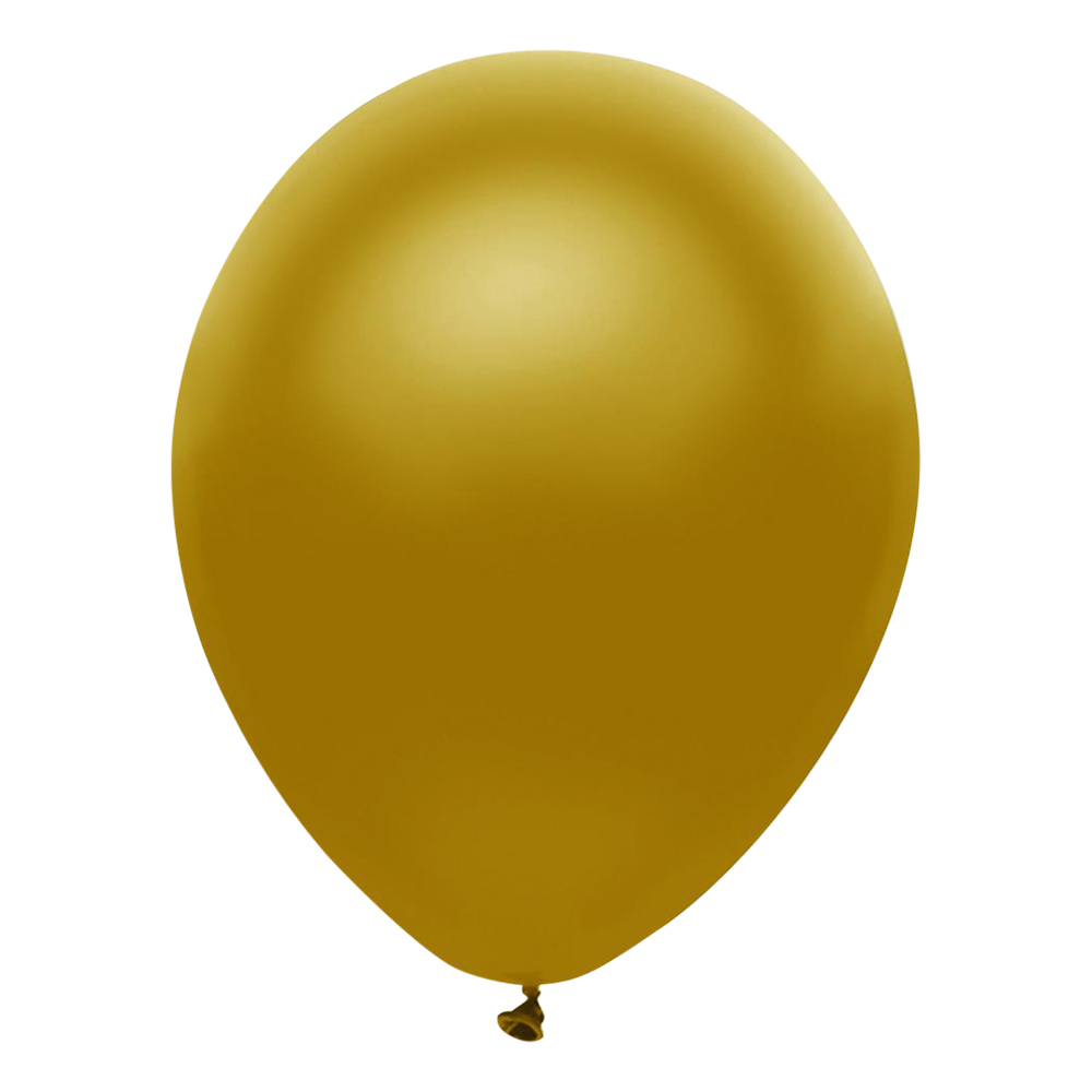 Ballonger Professional Guld - 100-pack thumbnail