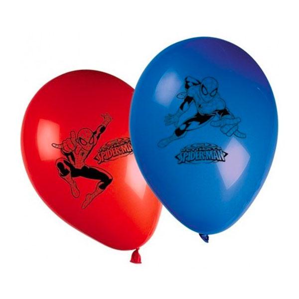 Ballonger Spiderman - 8-pack