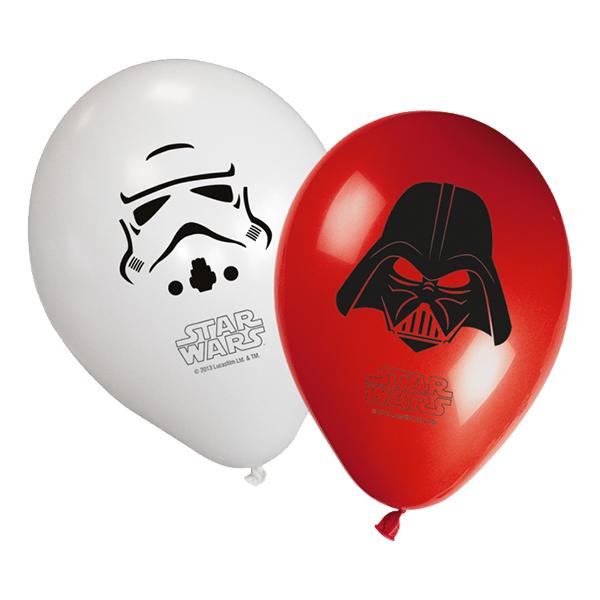 Ballonger Star Wars Final Battle - 8-pack