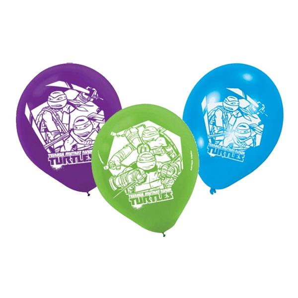 Ballonger Turtles - 6-pack