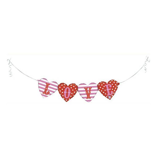 Ballonggirlang Love - 104 cm