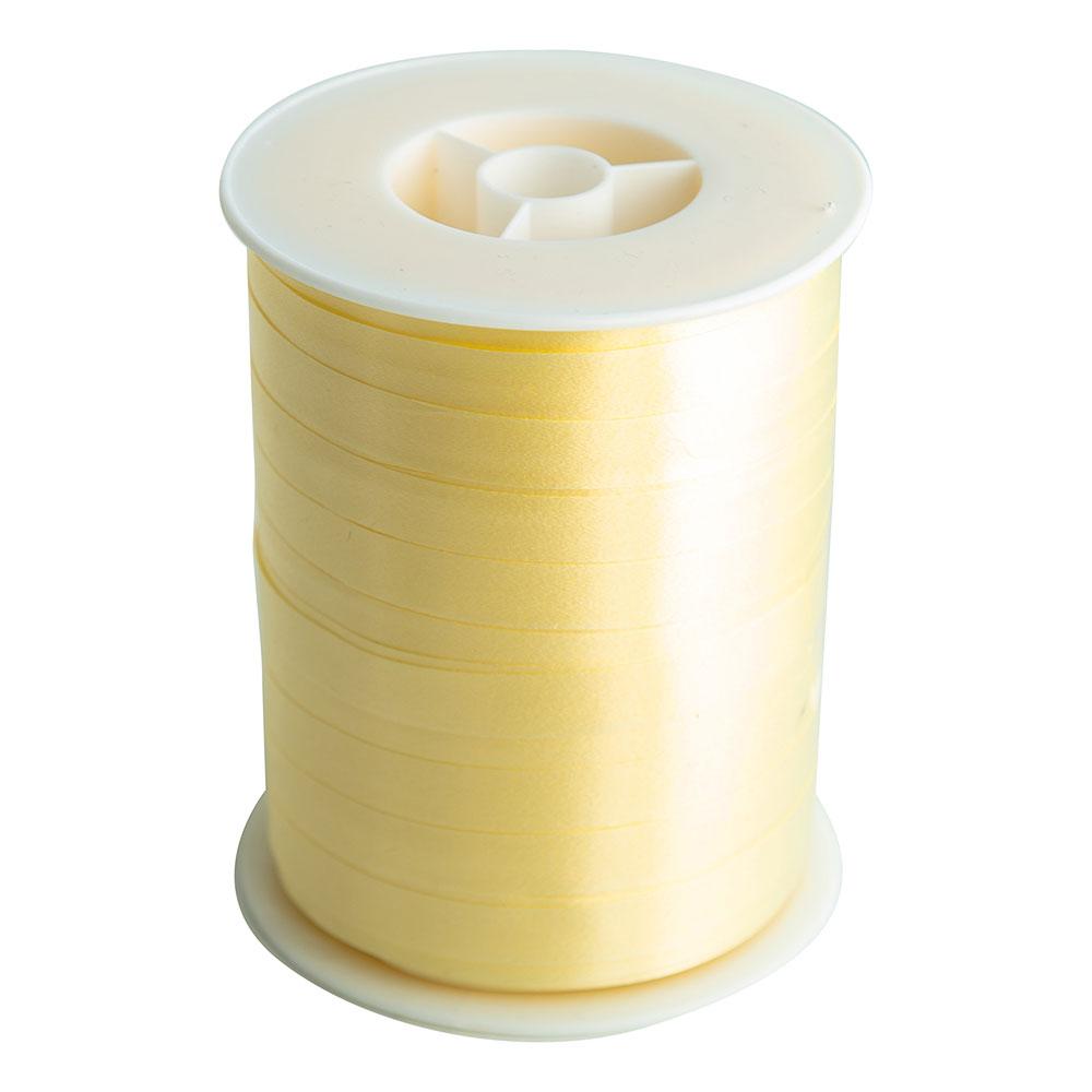 Ballongsnöre Elfenben - 250m * 10mm