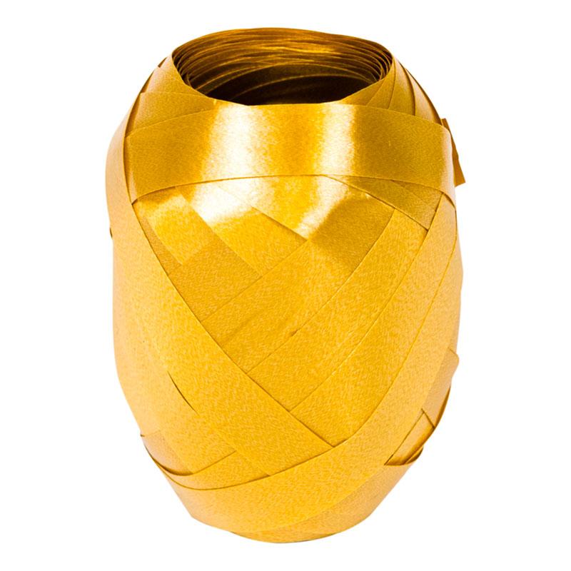 Ballongsnöre Guld - 20m * 7mm