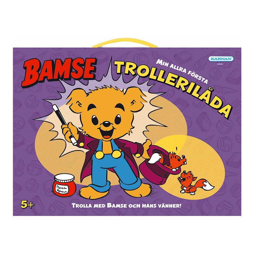 Bamses Nya Trollerilåda