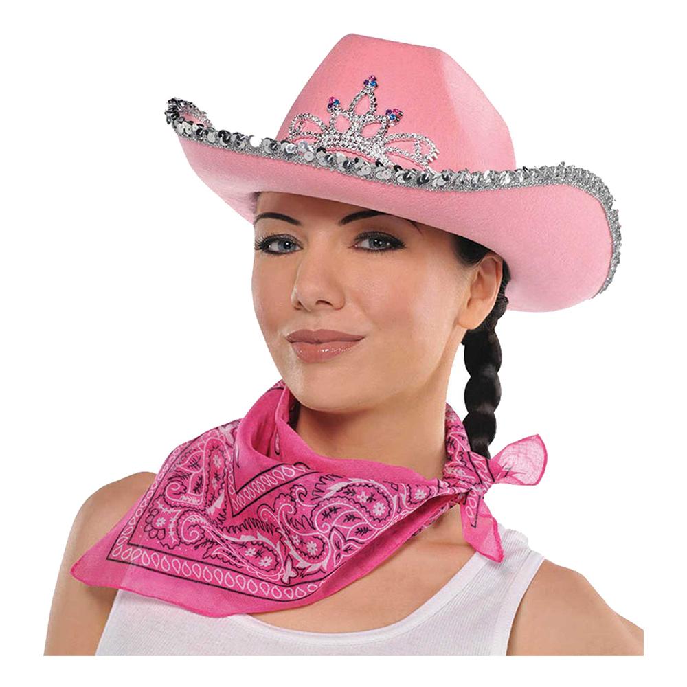 Bandana Cowgirl Rosa