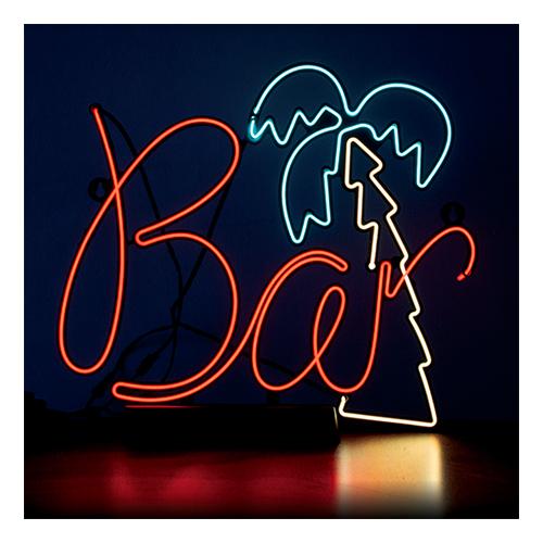 Bar Neonskylt