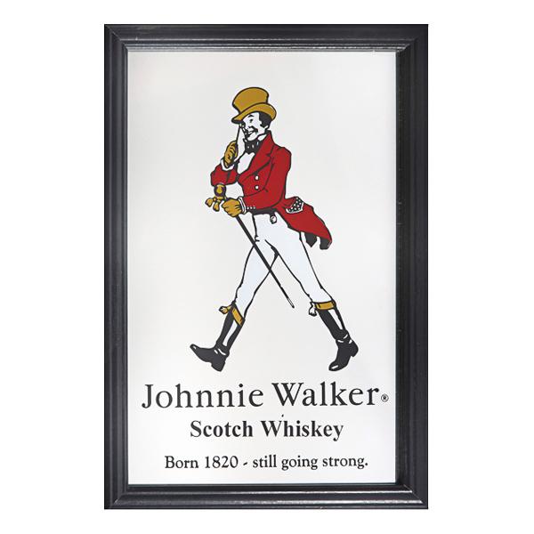 Barspegel Johnnie Walker