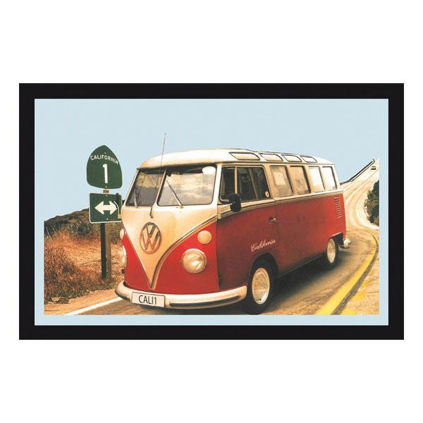 Barspegel VW Van