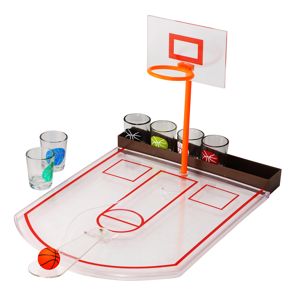 Basketboll Shotspel