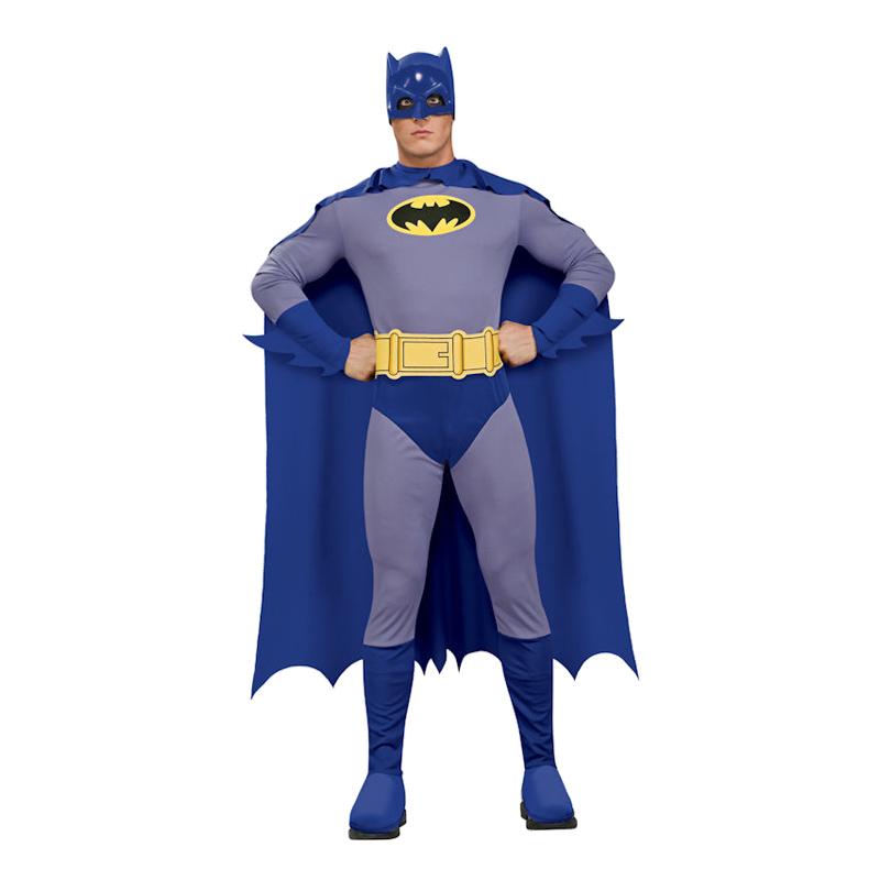 Batman Brave and Bold Maskeraddräkt - Small
