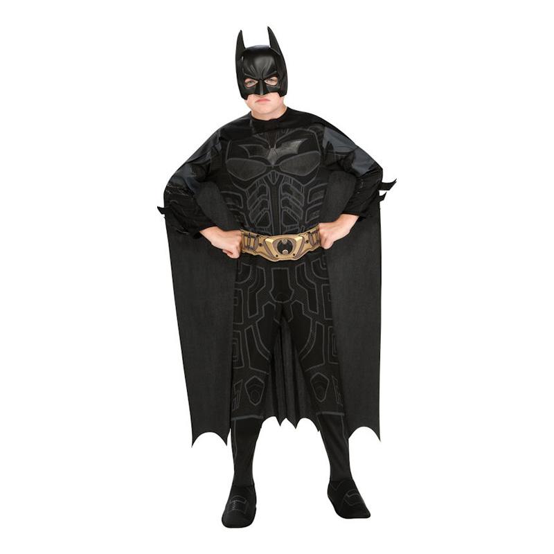 Batman Dark Knight Barn Maskeraddräkt - Small