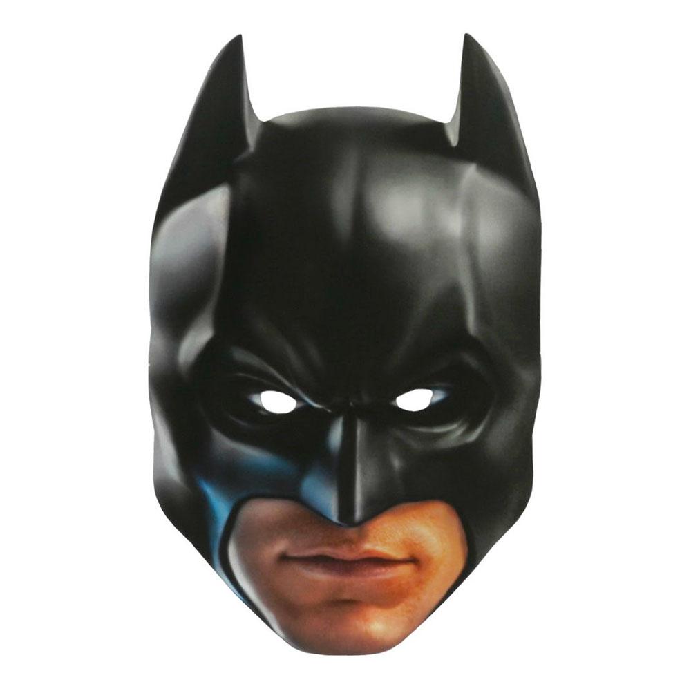 Batman Dark Knight Pappmask - One size 639c6fb52c8a7