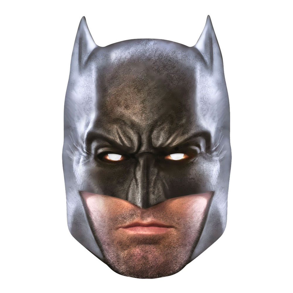 Batman Dawn of Justice Pappmask - One size