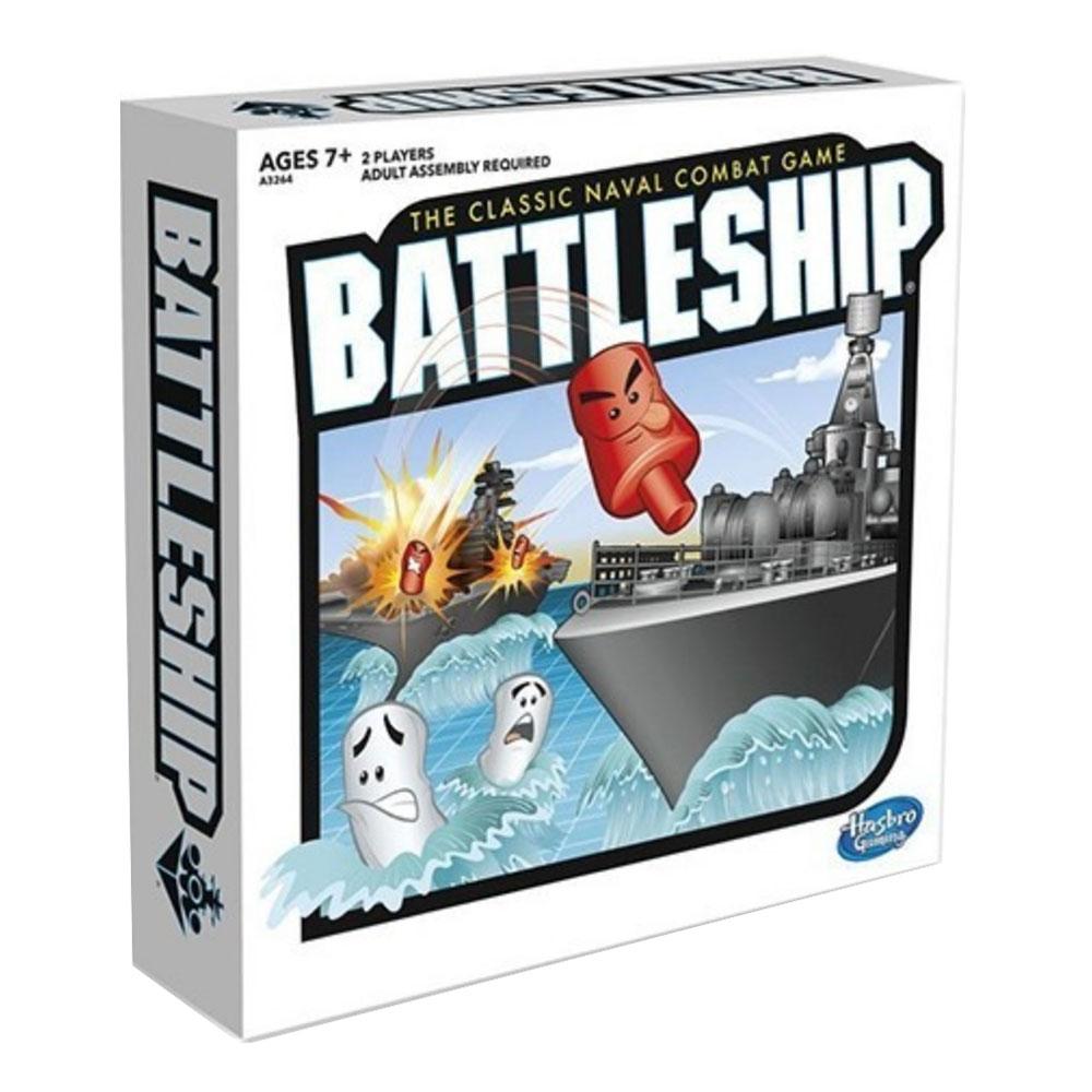 Battleship Familjespel
