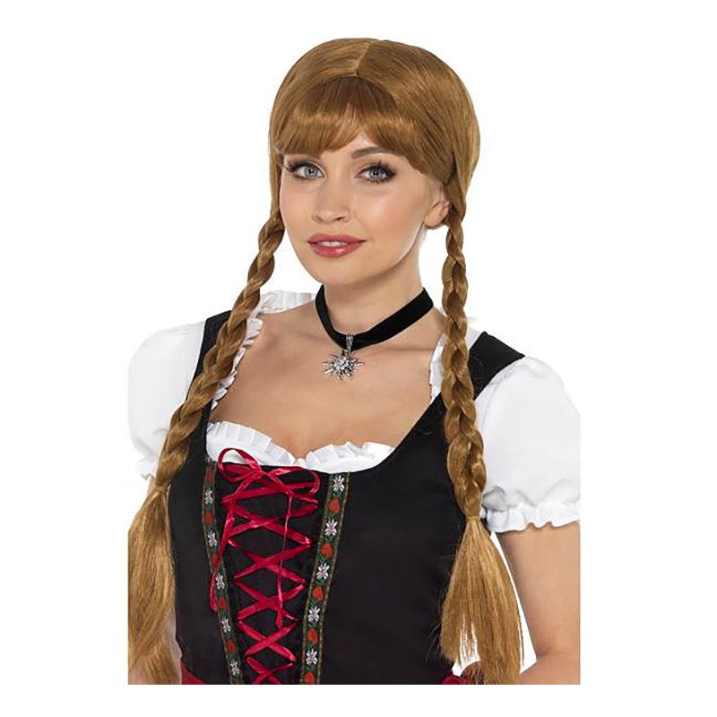 Bavarian Fräulein Kraghalsband