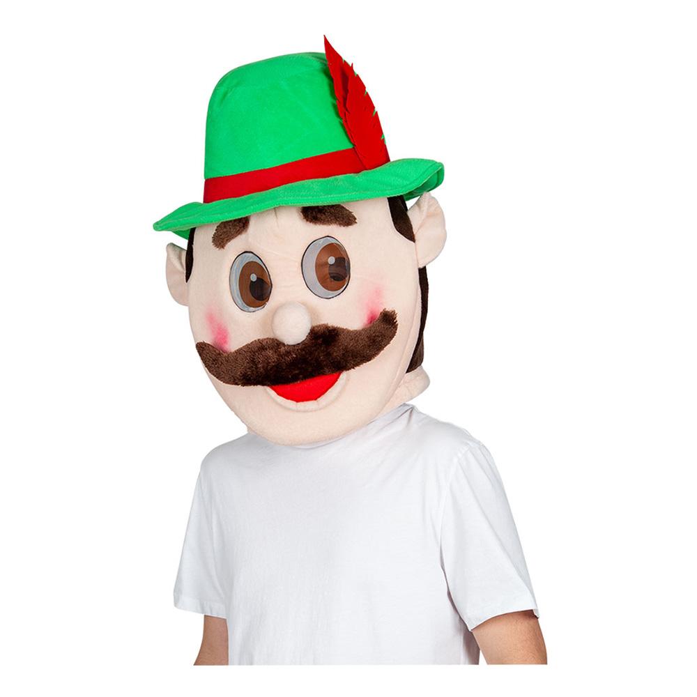 Bavarian Maskotmask - One size