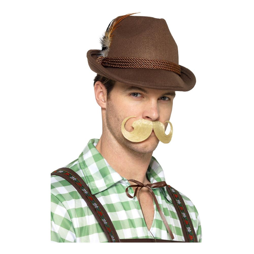 Bavarian Trenker Deluxe Hatt - One size