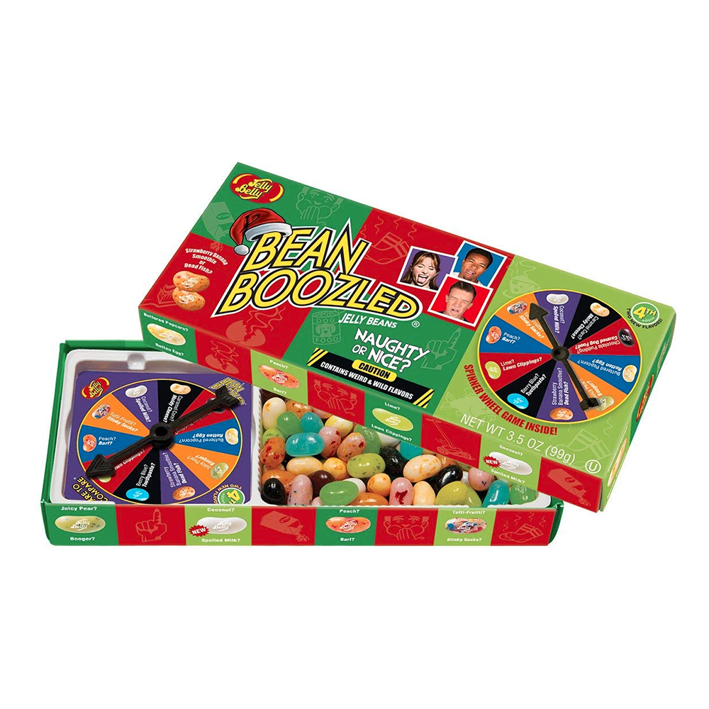 Bean Boozled Naughty or Nice